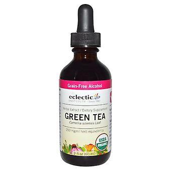 המכון האקלקטי Inc תה ירוק, 1 עוז