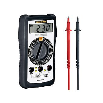 Laserliner Multi-Meter Digital - AC/DC Voltage Tester L/L083031A
