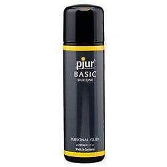 Pjur basic personal glide silicone lubricant 250 ml / 8.45 fl oz tcp91464