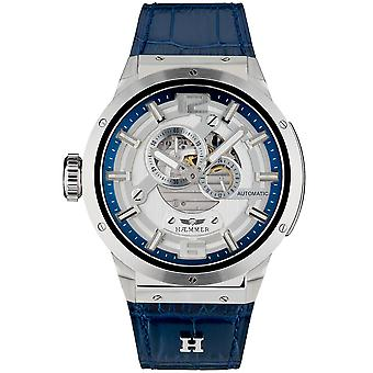 Mens Watch Haemmer GG-200, Automatic, 50mm, 10ATM