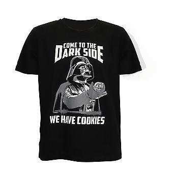 Star Wars T-shirt Darth Vador We Have Cookies