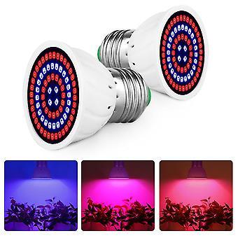 Led Grow Glühbirne für Indoor-Pflanzen - Full Spectrum Lampe Garten dekorieren