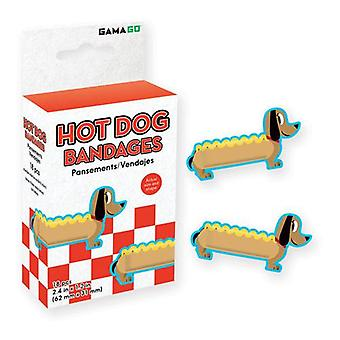 Gamago - hot dog bandages