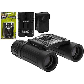 Summit Binoculars 8x21mm em Carry Case - Preto