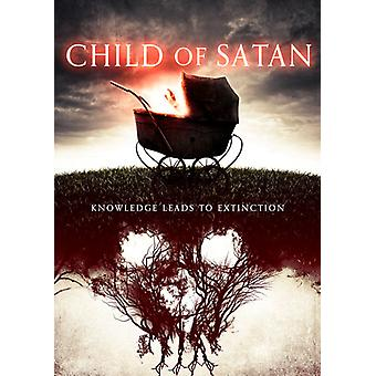 Child of Satan [DVD] USA import
