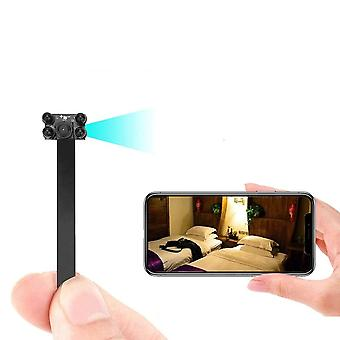 1080p Portable Wifi Mini Camera, Micro Secret Camcorde Night Vision Motion
