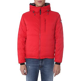 Canada Goose 5078m11 Men's Red Nylon Down Jacket