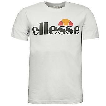 Ellesse Original Mens Short Sleeved T-Shirt Casual White 09020342 1FG A82E