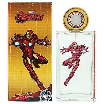 Marvel Iron Man Eau de Toilette Kids Cologne 100ml Spray