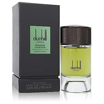 Dunhill Signature Collection Amalfi Citrus Eau De Parfum Spray van Alfred Dunhill 3.4 oz Eau De Parfum Spray