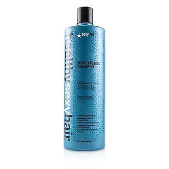 Sexy Hair conceptos atractivo Sanatos hidratante champú (Cabello Normal / seco) 1000ml/33.8oz