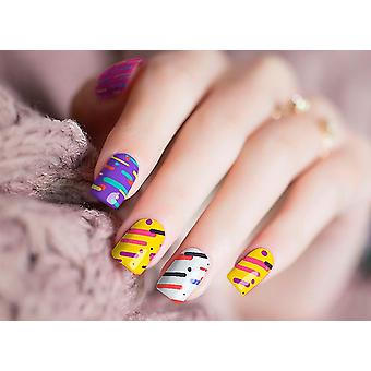 Candy Up Nail Wraps
