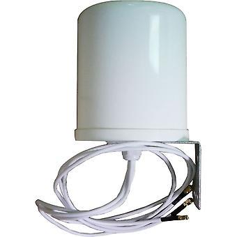 2,4/5 GHz 6 dBi Omni WiFi -antenni 3 RPSMA:lla