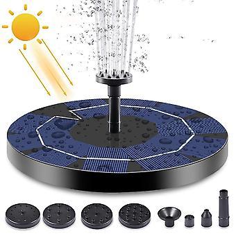 Solar Fountain Pump Floating Solar
