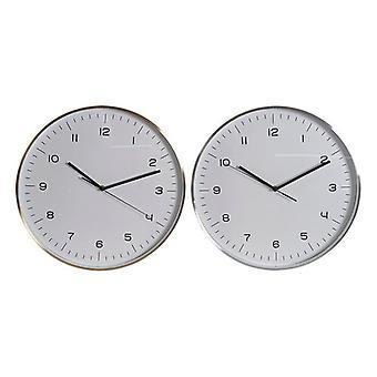 Zegar ścienny Dekodonia Aluminium (2 szt.)