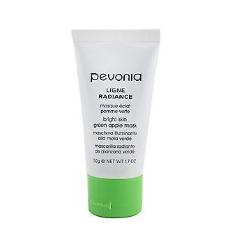 Radiance peau brillante masque de pomme vert 259814 50ml/1.7oz