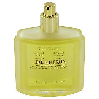 Boucheron Eau De Parfum vaporizador (probador) por Boucheron 3.4 oz Eau De Parfum Spray