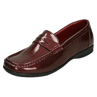 Ladies Eaze Loafer Shoes F3034