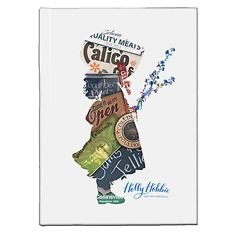 Holly Hobbie Welcome To Collinsville Hardback Journal