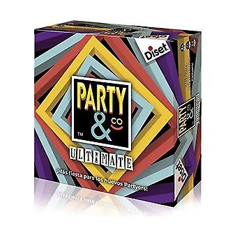 Board game party & co ultimate diset (es)