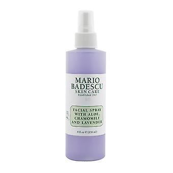 Mario Badescu Facial Spray con Aloe, camomilla e lavanda ml 236/8oz
