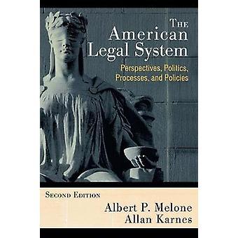 Das amerikanische Rechtssystem