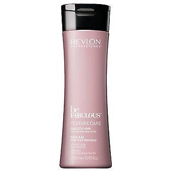 Revlon Be Fabulous Smooth Shampoo 250 ml