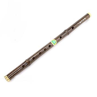 Bamboo Flute Copper Embreded Chinese Flute Beginner Bamboo Dizi Musical Instrument