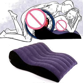 Sexy Inflatable Pillow Chair Sex Love Bed Sofa Pad