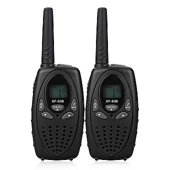 Amasson Xf-638 Walkie-talkie Hand Holding 0.5w Wireless Walkie-talkie
