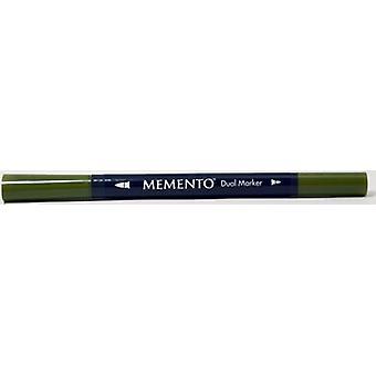 Tsukineko Memento Marker Pen - Bamboo Leaves
