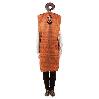 Mens DONER kebab voedsel Stag nacht fancy dress kostuum