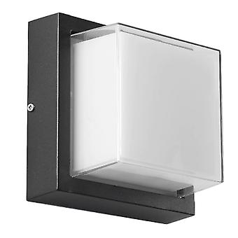 Warm White Light Indoor Wall Lamp(Square 12W)