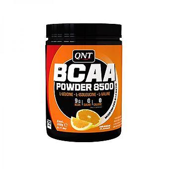 QNT BCAA 8500 Enhanced Energy & Recovery Amino Acid Powder - Orange