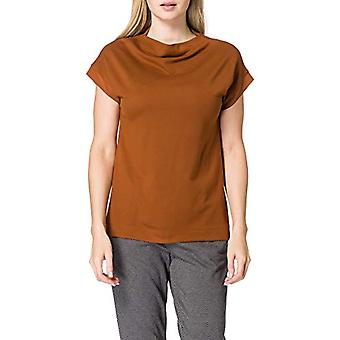 ESPRIT Collection 021EO1K303 T-Shirt, 225/Toffee, S Donna