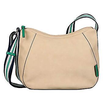 Tom Tailor Danja, Cross Bag. Woman, Beige, Medium