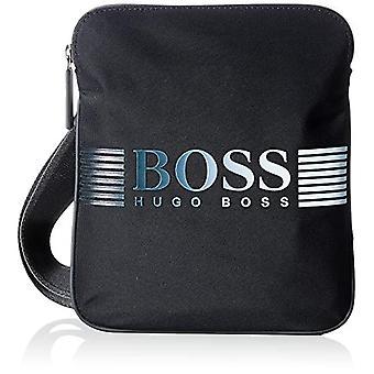 BOSS Pixel DD_S Zip env, Men's Cross-Body Bag, Black1, ONESI