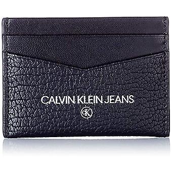 Calvin Klein Men's Wallets, Black, One Size(9)