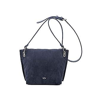 Fritzi aus Preussen Pani - Women's Crossbody Bags, Blue (Navy), 7.5x23x22 cm (W x H L)