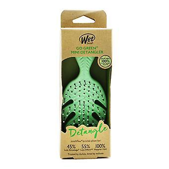 Wet Brush Go Green Mini Detangler - # Green 1pc