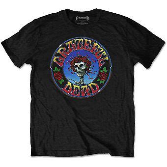 Grateful Dead - Bertha Circle Men's Small T-Shirt - Black