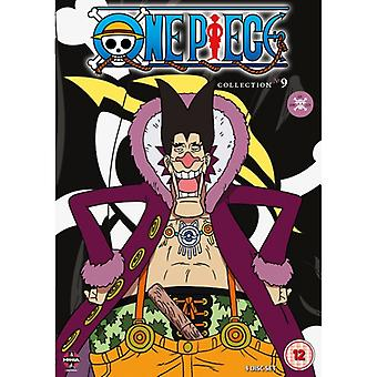 One Piece (Uncut) Collection 9 (Episodes 206-229) DVD