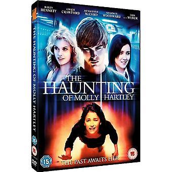 Haunting Of Molly Hartley DVD