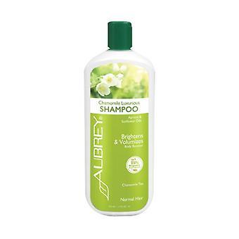 Aubrey Organics Chamomile Luxurious Shampoo, 11 Oz