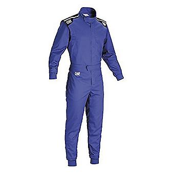 سباق jumpsuit OMP الصيف ك الأزرق (حجم XL)