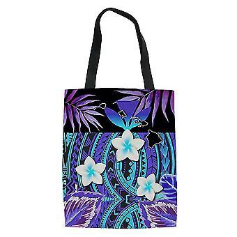 Этнический стиль Холст Торговый мешок многоразовые продуктовые Tote сумочку