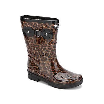 Kenneth Cole Reaction Womens Rain Buckle Boots