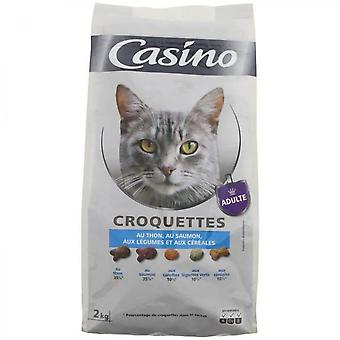 Tuna And Salmon Croquettes For Cat 2 Kg