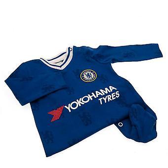 Chelsea FC Baby Lion Schlafanzug