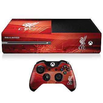 Liverpool FC Xbox One Skin Bundle